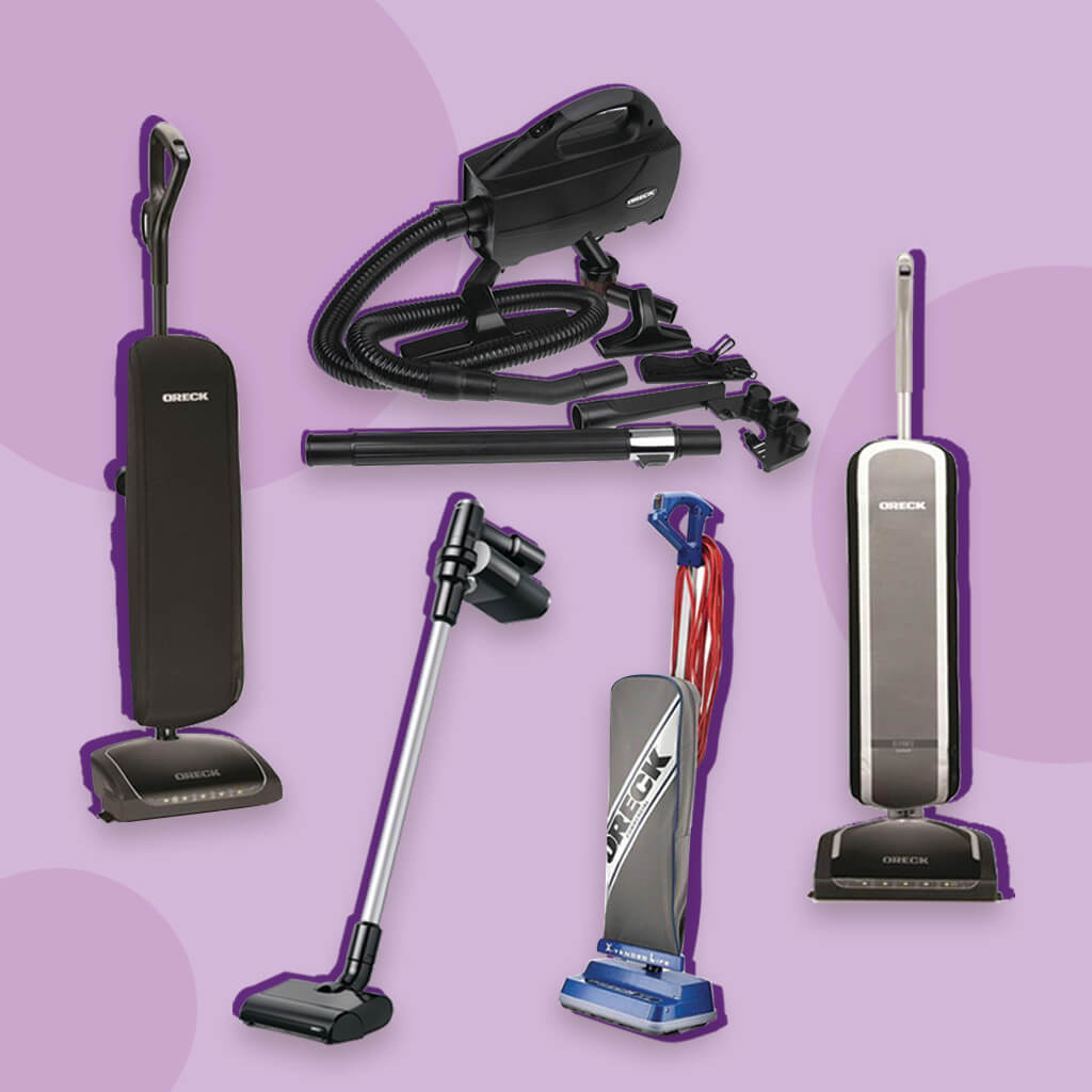 Oreck Vacuum Cleaner Reviews