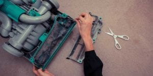Common issues with vacuums