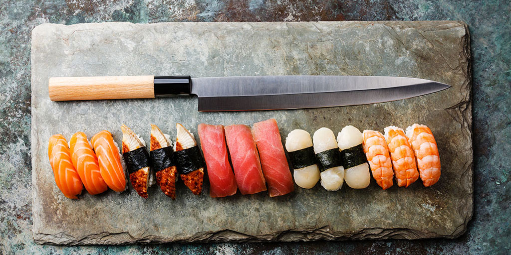 The Best Japanese Kitchen Knives
