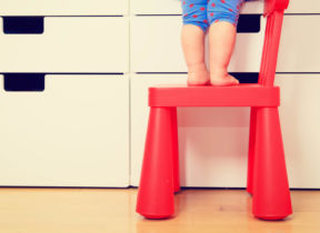 Childproofing Your Home? Here's 8 Things You Need to Buy Right Now