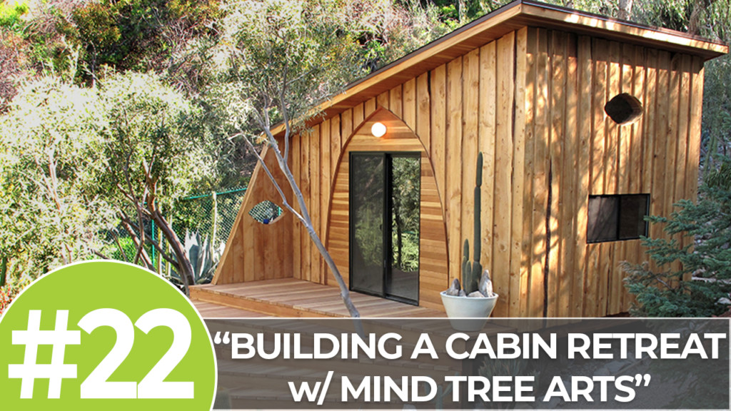 Cabin Retreat with Mind Tree Arts