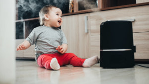 Are Humidifiers Good for Babies?